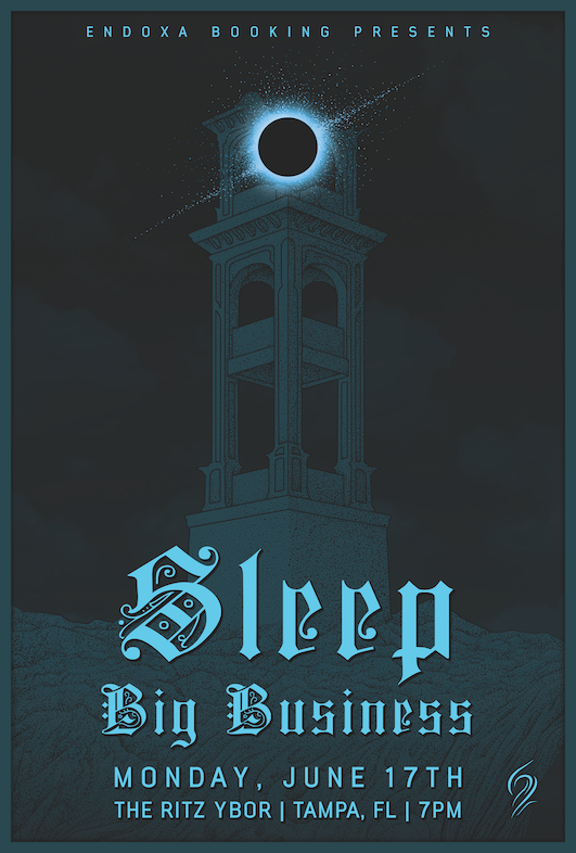 Sleep w/ Big Business at The RITZ Ybor – 6/17/2019